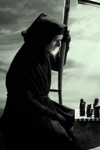 720x1280 Grim Reaper In Seventh Seal Movie