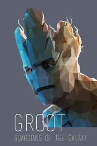 240x320 Groot Abstract Art