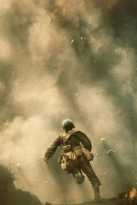 1440x2560 Hacksaw Ridge 2016 Movie