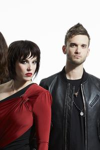 480x854 Halestorm Rock Band