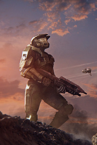 640x1136 Halo Alpha Battle