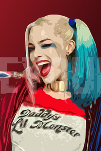 Harley Quinn Digital Art Hd