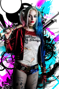 Suicide Squad 1080x1920 Resolution Wallpapers Iphone 76s6 Plus