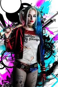 Harley Quinn HD 480x800