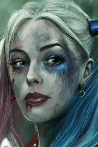 Harley Quinn In Suicide Squad