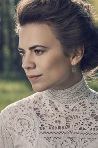 Hayley Atwell As Margaret Schlegel In Howards End