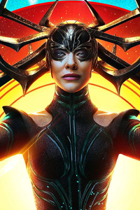 Hela The Goddess Of Death In Thor Ragnarok
