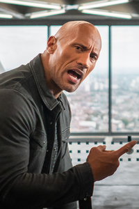 240x400 Hobbs And Shaw 4k