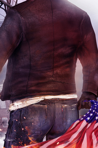 240x320 Homefront The Revolution Game 5k