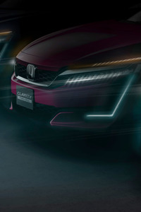 1440x2960 Honda Clarity Series Debut New York International Auto Show