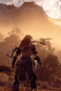 Horizon Zero Dawn 2017 4k