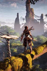 Horizon Zero Dawn 4k Game