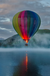 540x960 Hot Air Balloon 8k