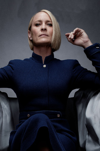 1440x2960 House Of Cards Claire Underwood