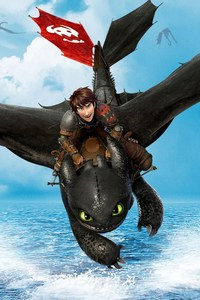 How To Train Your Dragon 2 Wide