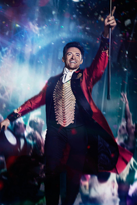 Hugh Jackman In The Greatest Showman 2017