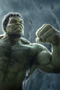 Hulk In Avengers Age Of Ultron