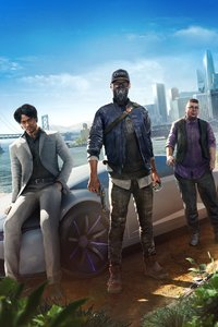 Human Conditions Watch Dogs 2 Dlc 2017
