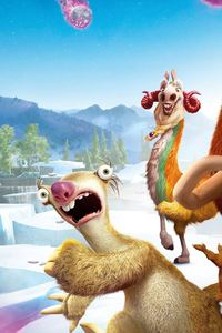 Ice Age Collision Course Animated Movie