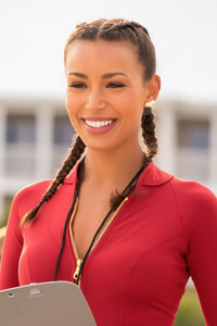 Ilfenesh Hadera In Baywatch