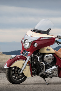 1280x2120 Indian Roadmaster Classic