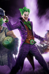 750x1334 Infinite Crisis Jokers