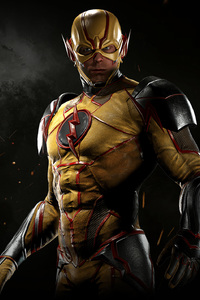 2160x3840 Injustice 2 Reverse Flash