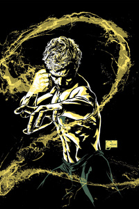 1280x2120 Iron Fist Season 2 5k Art