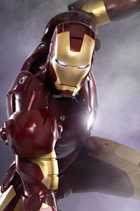 Iron Man 2 Pose