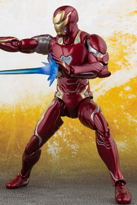 Iron Man Action Figure 5k