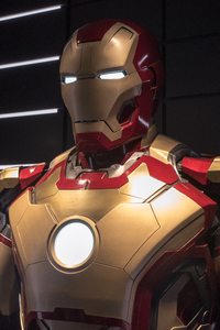 Iron Man Armor 5k