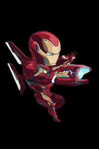 Iron Man Bleeding Edge Armor Artwork