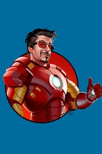 Iron Man Fan Art