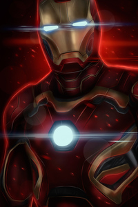 Iron Man Latest Art