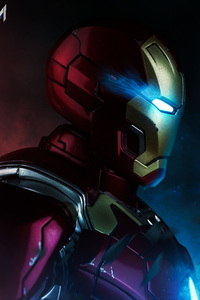 Iron Man Mark 4 Suit