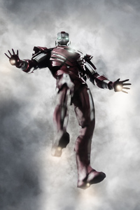1125x2436 Iron Man Superhero 5k