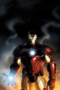 Iron Man Thor Captain America Artwork