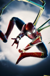 Iron Spider Infinity War