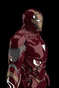 IronMan Infinity War Suit