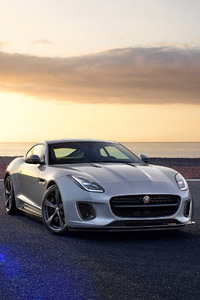 480x854 Jaguar F Type 2018