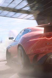 Jaguar F Type Need For Speed Payback