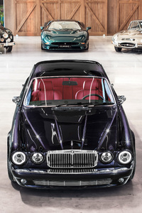 640x960 Jaguar XJ6 By Jaguar Land Rover Classic