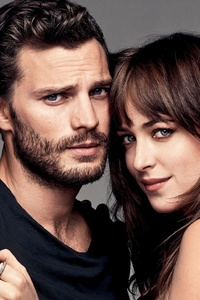 240x400 Jamie Dornan And Dakota Johnson