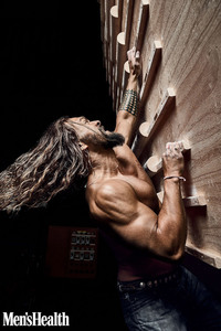 Jason Momoa Mens Health 2017