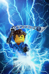 Jay Be The LEGO Ninjago Movie