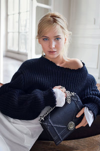 Jennifer Lawrence Dior 2017 Latest