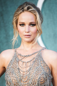 Jennifer Lawrence Glamour 2017