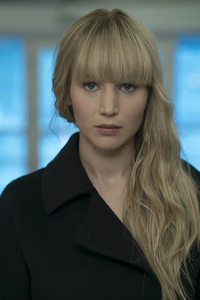 Jennifer Lawrence In Red Sparrow Movie