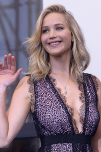 Jennifer Lawrence Smiling 2017