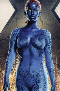 Jennifer Lawrence X Men Days Of Future Past